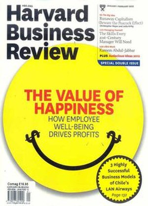 Harvard Business Review - Image: Harvard Business Review cover Jan Feb 2012