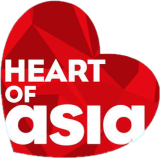 Heart of Asia (TV channel) Filipino television network