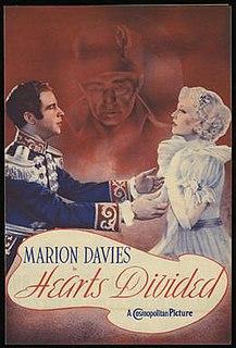 <i>Hearts Divided</i> 1936 film by Frank Borzage