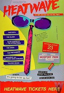 Heatwave (festival) rock festival