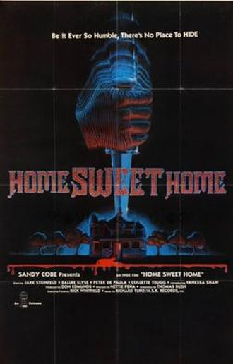 Home Sweet Home (1981 film) - Image: Home Sweet Home Film Poster