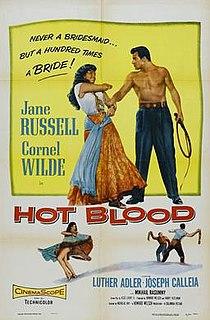 <i>Hot Blood</i> 1956 film