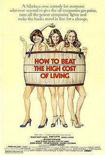 <i>How to Beat the High Cost of Living</i> 1980 film by Robert Scheerer