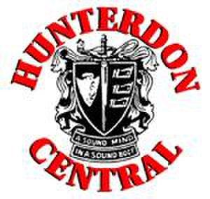 Hunterdon Central Regional High School - Hunterdon Central High School Logo