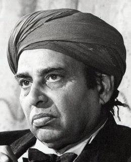I. S. Johar Indian actor