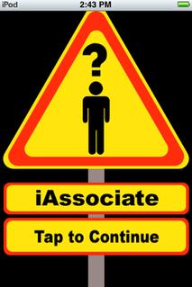 <i>iAssociate</i> 2009 video game