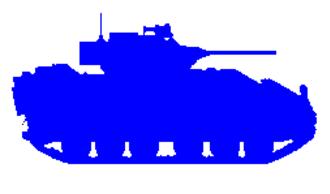 III Corps (Bundeswehr) - Image: IFV right blue