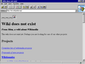 Internet Explorer - Image: Internet Explorer 1.0