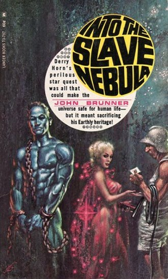 Into the Slave Nebula - First edition