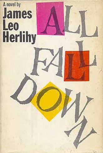 All Fall Down (novel) - First US edition cover