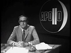 James Burke in Apollo 11 studio.jpg