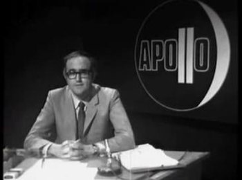 British television Apollo 11 coverage