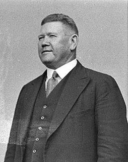 Jack Baddeley New South Wales politician and Deputy Premier