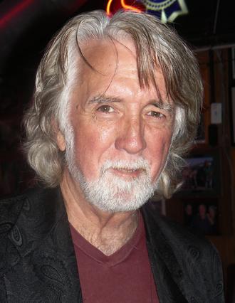John McEuen - McEuen after a show at Knuckleheads Saloon, Kansas City, Missouri, July 18, 2012