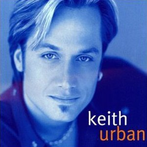 Keith Urban (1999 album) - Image: Keith Urban (1999 album)