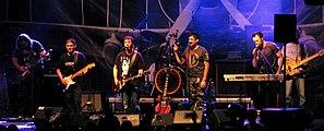 Piloti (band) - Image: Kiki&piloti