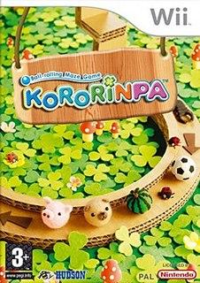 <i>Kororinpa</i> video game