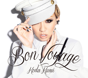 Bon Voyage (Kumi Koda album) - Image: Kumi Koda Bon Voyage (Standard Album Cover)