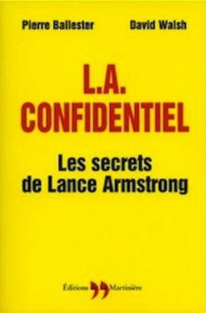 L.A. Confidentiel - Cover