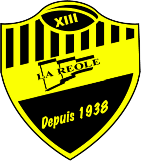 La Réole XIII French semi-professional rugby league club