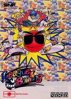 <i>League Bowling</i> 1991 video game
