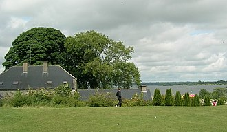 Lilliput and Blefuscu - Lilliput House, overlooking Lough Ennell in County Westmeath