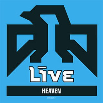 Heaven (Live song) - Image: Live Heaven