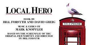<i>Local Hero</i> (musical) 2019 musical