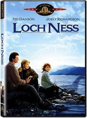 Loch Ness (film) - DVD cover art
