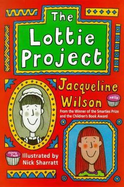 Picture of a book: The Lottie Project