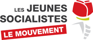 Movement of Young Socialists - Image: MJS logo Belgium