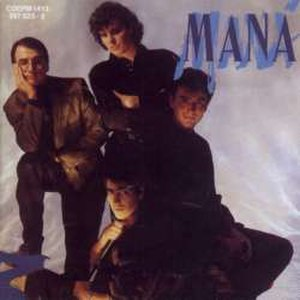 Maná (album) - Image: Maná Album