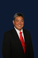 Mark Takai has represented Hawaii's 1st congressional district since 2015.