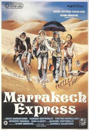 Marrakech Express - Film poster