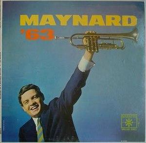 Maynard '63 - Image: Maynard '63