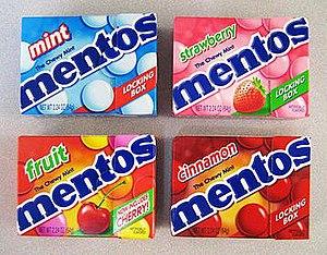 Mentos - Wikipedia