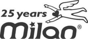 Milan Records - Image: Milan Records logo