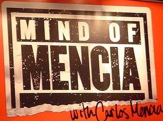 Mind of Mencia - Image: Mind Of Mencia