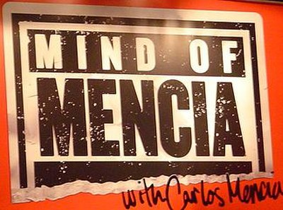 Picture of a TV show: Mind Of Mencia