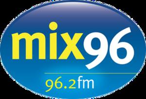 Mix 96 (Aylesbury) - Image: Mix 96 logo