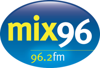 Mix 96 (Aylesbury) - Image: Mix 96 logo