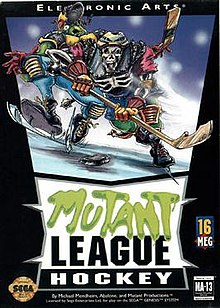 Mutant League Hockey Wikipedia