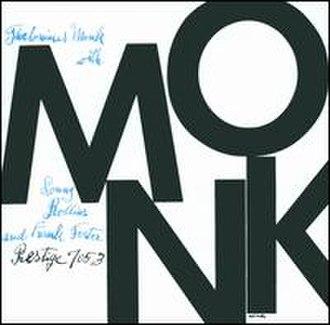 Monk (1954 album) - Image: Monk (Thelonious Monk album)