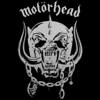 Motörhead (album) - Image: Motörhead Motörhead (1977)