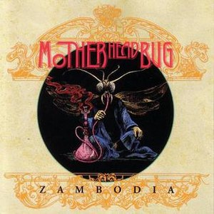 Zambodia - Image: Motherhead Bug Zambodia