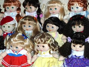 My Child - A collection of My Child dolls