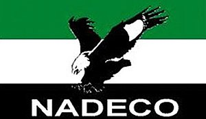National Democratic Convention (South Africa) - Image: NADECO LOGO