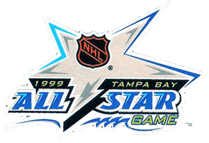49th National Hockey League All-Star Game - Image: NHL All Star 1999