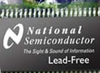 National Semiconductor - Image: National Semiconductor Brochure Excerpt focusing on logo