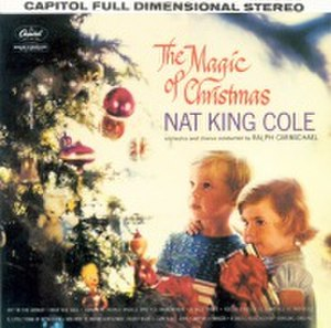 The Magic of Christmas (Nat King Cole album) - Image: Natmagic